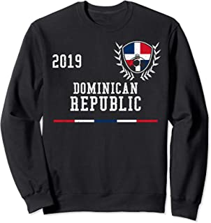 Dominican Republic Football Jersey 2019 Soccer Jersey Sweatshirt