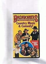 Baldknobbers VHS Tape (Hillbilly Jamboree Country Music & Comedy, Volume One)