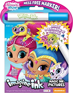 Bendon 41649 Shimmer and Shine Imagine Ink Magic Ink Pictures