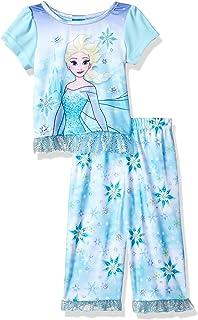 Disney Pijama de 2 Piezas de Frozen de Baby Girls