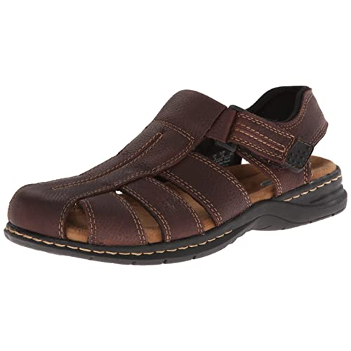 8e8ac8c9af Dr. Scholl's Shoes Men's Gaston Fisherman Sandal