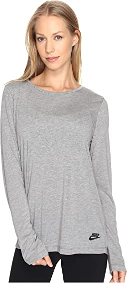 Sportswear Essential Long Sleeve Top