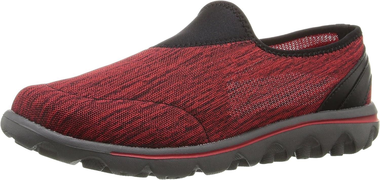 Propét Women's TravelActiv Slip-on Sneaker Oxford