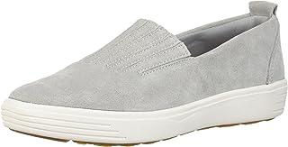 Skechers Womens 49517 Comfort Air - Europa - Gored Slip-on Sneaker, Skech-air Midsole & Classic Fit