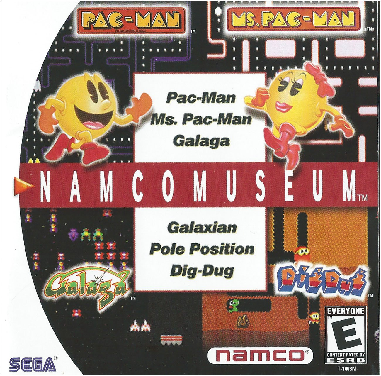 Namco Museum Volume 1 Max 47% Popular OFF