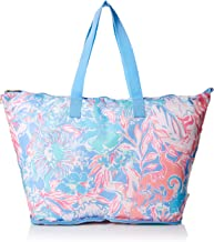Lilly Pulitzer Women's Getaway Packable Tote