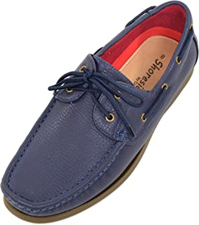 SNUGRUGS Mens Summer/Smart/Casual Lace Up Boat/Deck Shoes/Loafers