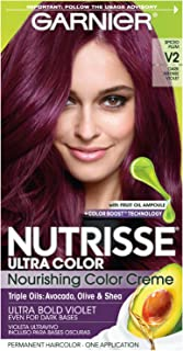 dark mulberry hair color