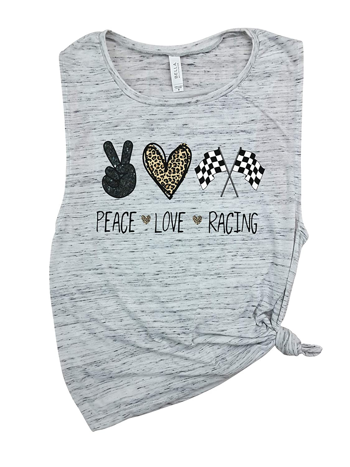 Peace Love Racing - Fast Cars Max 85% OFF bee Beer Award-winning store Day shirt day Race