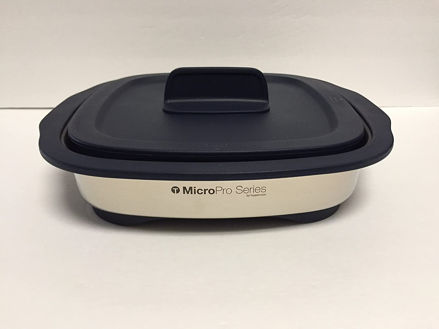Tupperware MicroPro Grill - Grilling in your Microwave - New In Unopened Box