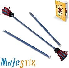 """Flower//Devil Stick-7/""""Handstick ONLY Z-Stix Made to Order Handmade Juggling"""