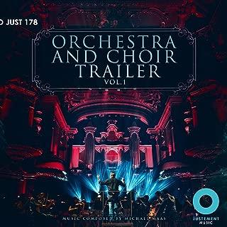Orchestra & Choir Trailer, Vol. 1