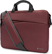 tomtoc 360 Protective Laptop Shoulder bag for 2020 New Dell XPS 15, 15-inch MacBook Pro A1707 A1990, Microsoft Surface Lap...