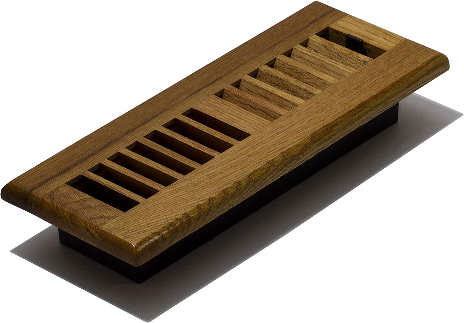 Decor Grates WL310-M 3-Inch Max 71% OFF by Floor 10-Inch Louver Registe Wood Branded goods
