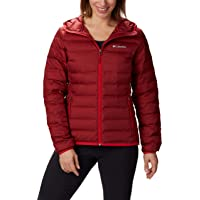Columbia Lake 22 Down Hooded Women's Jacket (various colors)