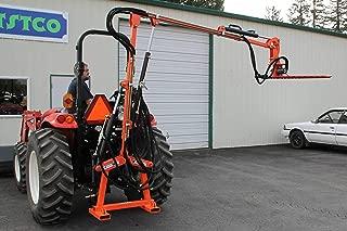 Farmer-Helper Hydraulic Boom with 5′ Sickle Brush Mower, FH-BRM150