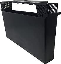Pierco 9 5/8 Deep 2 Frame Feeder | 2 Gallon - with Cap & Ladder
