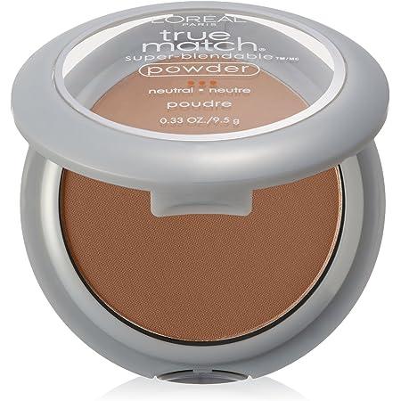 L'Oréal Paris True Match Super-Blendable Powder, True Beige, 0.33 oz.