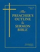 Preacher's Outline & Sermon Bible-KJV-Mark (Volume 3)