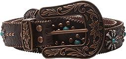 M&F Western Rowel Concho Belt