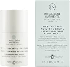 Intelligent Nutrients Revitalizing Moisture Creme - Intense Moisturizer with Plant Stem Cells for Dry Skin, Good for All S...