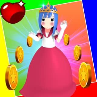 Princess Runner Defy Gravity - Games For kids