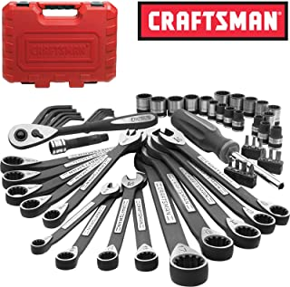 Best craftsman 56 pc universal tool set Reviews