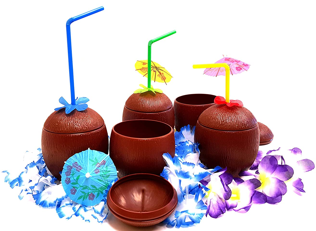 Coconut Cups, Tiki Bar Coconut Cups, by Dondor (12)