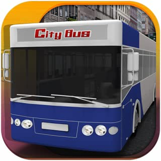 3D City Bus Simulator