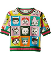 Gucci Kids - Sweatshirt 503725X9O25 (Little Kids/Big Kids)