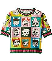 Gucci Kids - Sweatshirt 503725X9O25 (Little Kids/Big Kids)