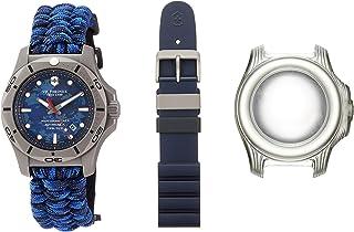 Victorinox - Hombre I.N.O.X. Professional Diver Titanium - Reloj de Cuarzo/Titanio analógico de fabricación Suiza 241813