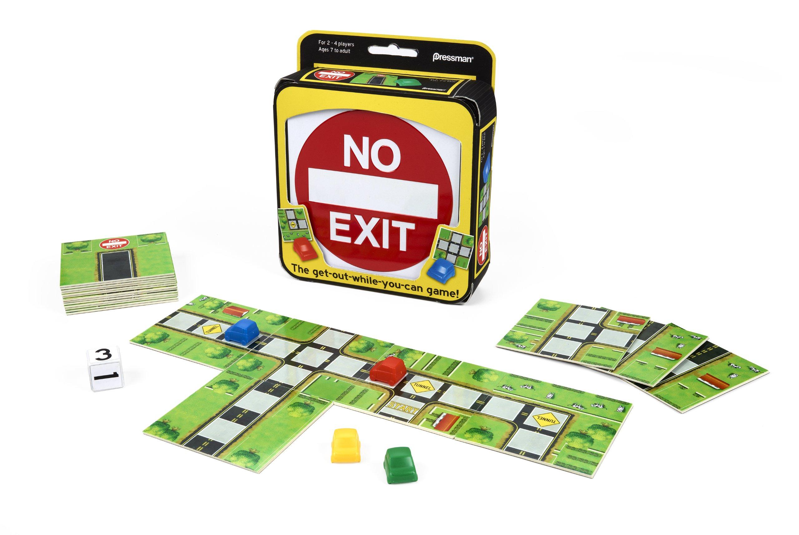 Pressman Toy No Salir en un mostrador de Juego de Mesa: Amazon.es: Juguetes y juegos