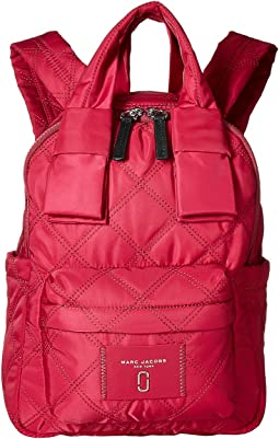 Nylon Knot Backpack