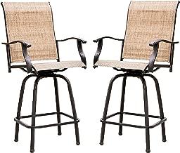 swivel rocker bar stools