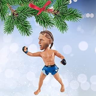 MMABobblehead.com Brian Ortega- Christmas Ornament - T-City-Exclusive