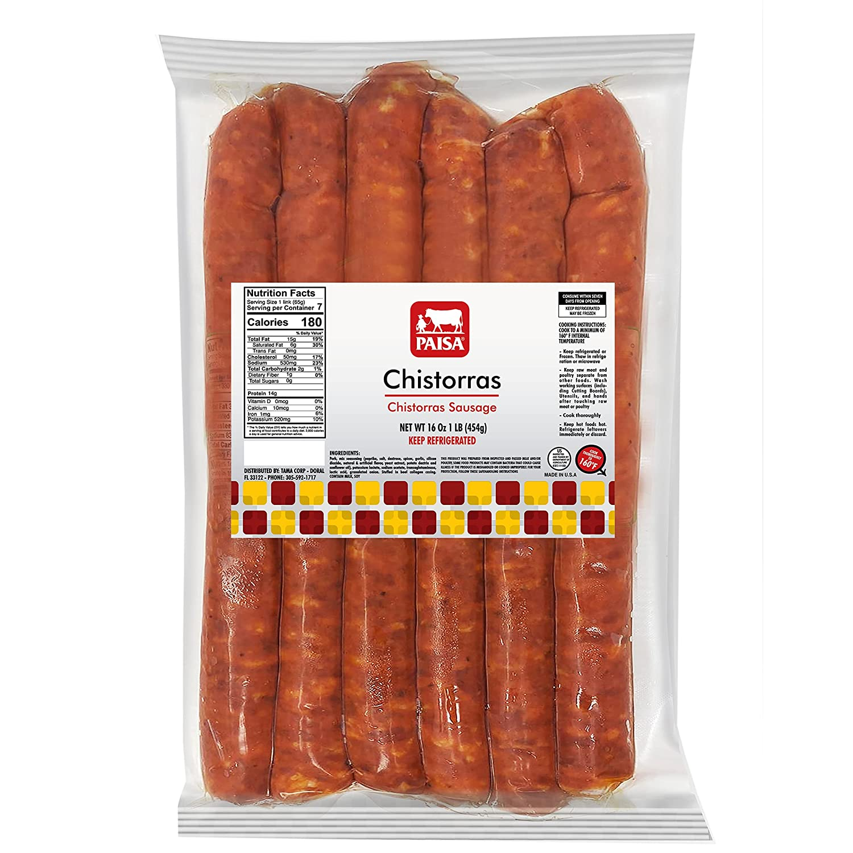 Chistorras Max 69% OFF - Max 80% OFF Sausage Chistorra