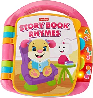 Fisher-Price Laugh & Learn Storybook Rhymes - Pink Electronic Storybook