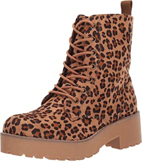 Dirty Laundry by Chinese Laundry Women's Mazzy Ankle Boot, Tan Cheetah, 6.5 M US