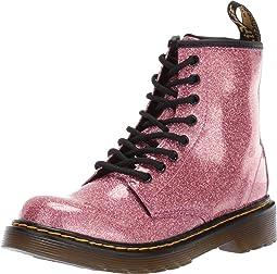 1460 Glitter Stars Delaney Boot (Little Kid/Big Kid)