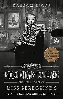 The Desolations of Devil's Acre: 6
