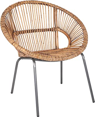 East At Main Louanne Chair, Brown