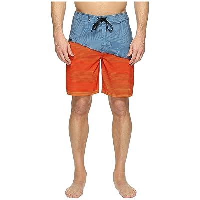 Rip Curl Mirage Gravity Boardshorts (Red Orange) Men