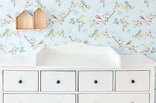 comprar comparacion KraftKids - Accesorio para cambiador color blanco, compatible con la cómoda Hemnes, de 160 cm de ancho