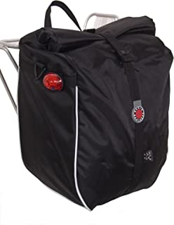 red cycling products panniers
