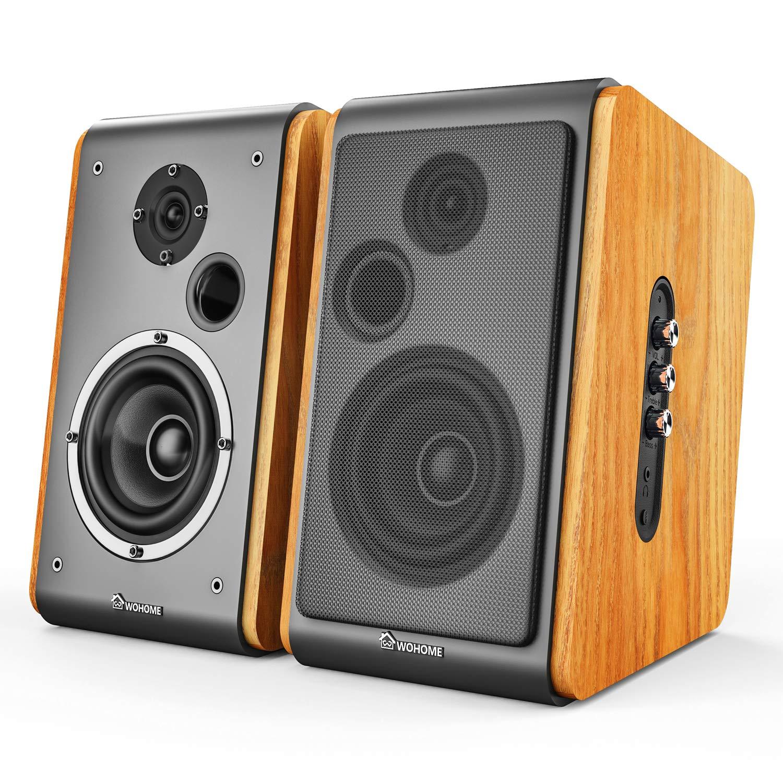 Bookshelf Speakers Bluetooth Enclosure BT 106