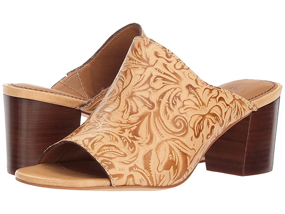 Patricia Nash Shelli (Natural Tooled Leather) Women