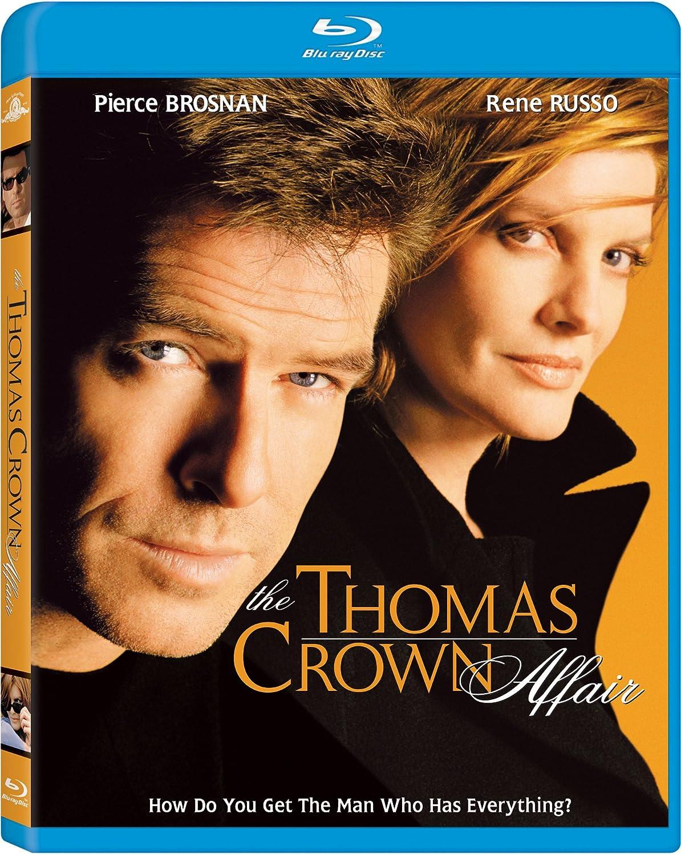 Thomas Crown Affair (1999) [Edizione: Stati Uniti] [USA] [Blu-ray]