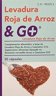 Pharma & Go Levadura Roja de Arroz 30 Capsulas - 1 unidad