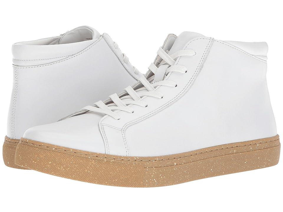 Kenneth Cole Reaction Walper Sneaker (White/Cork) Men